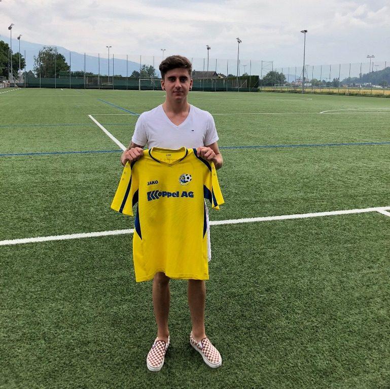 Stefano d'Amico wechselt wieder zurück nach St.Margrethen