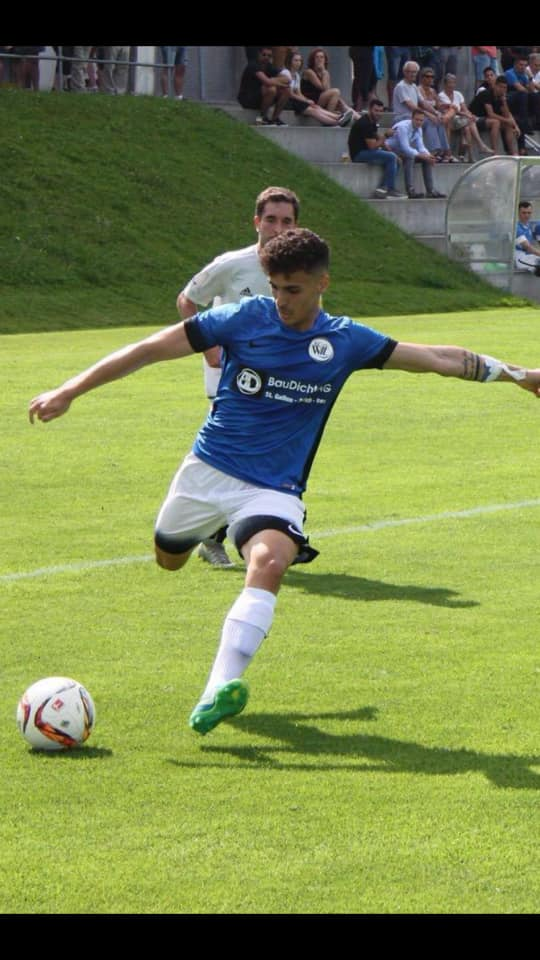 Anouer Ben Belgacem wechselt zum FC Widnau