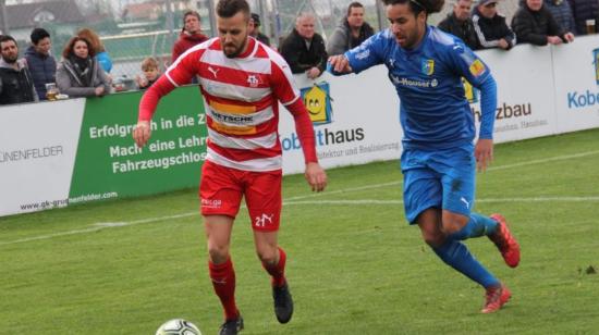 Sandro Lüchinger verlässt Montlingen per sofort