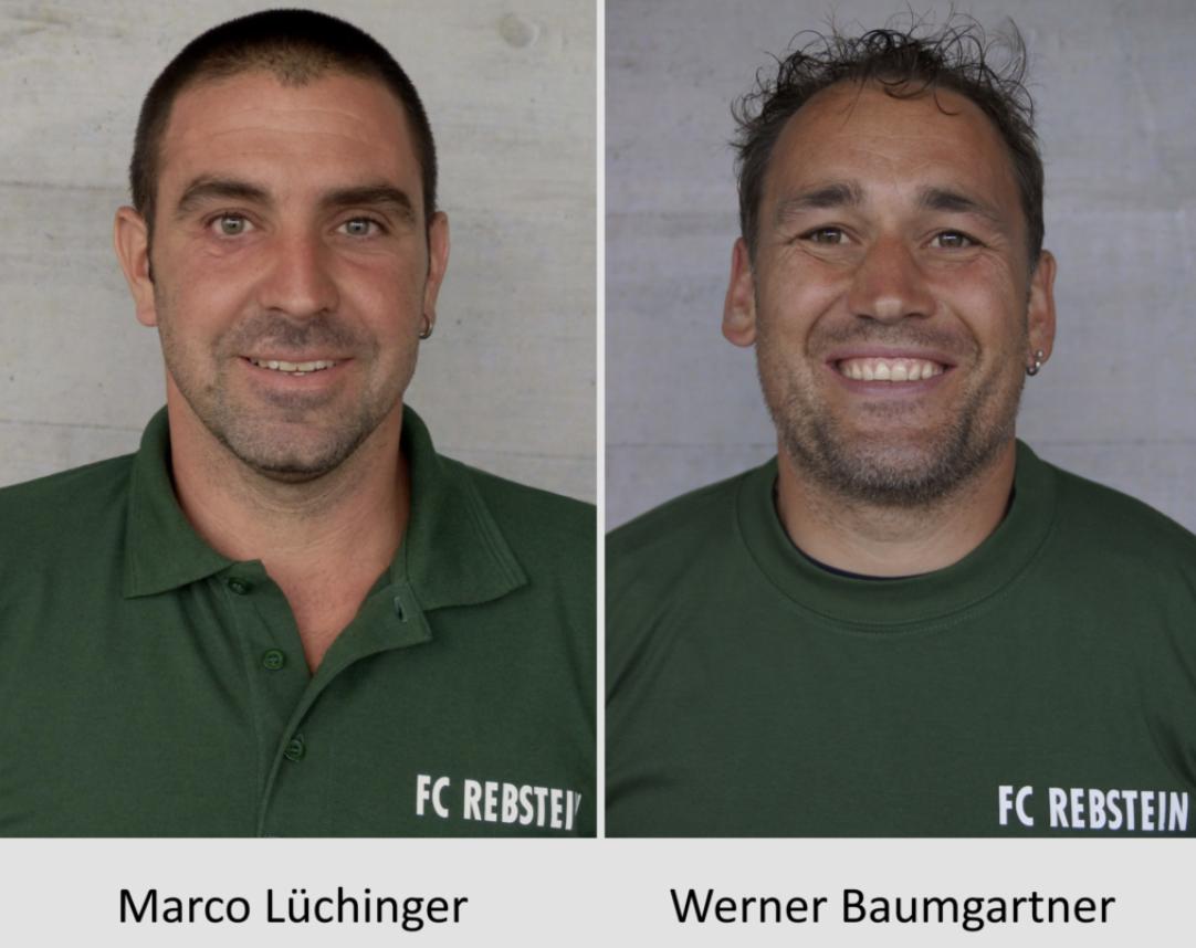 Marco Lüchinger und Werner Baumgartner übernehmen ad interim