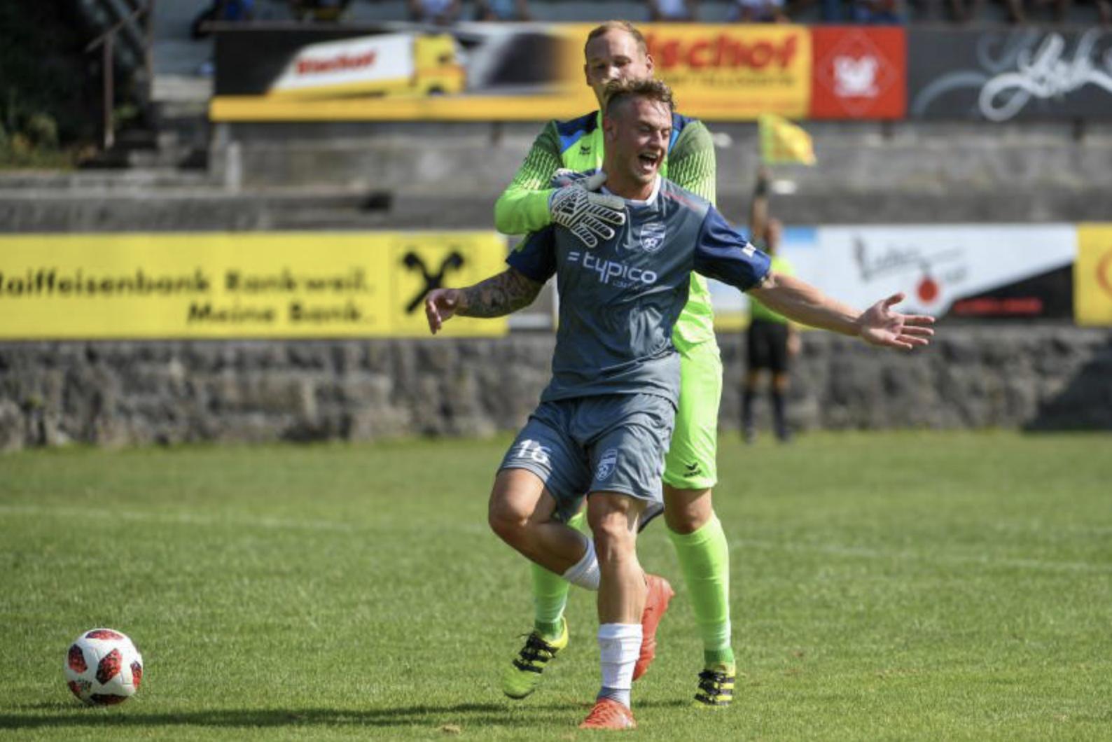 Julian Rupp verlässt den FC Rebstein bereits wieder