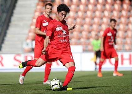 Ferhat Saglam wechselt leihweise zum FC Balzers