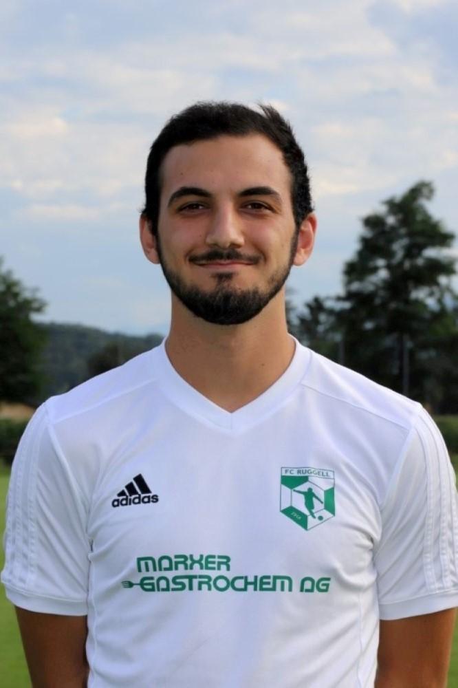 Medin Murati, FC Ruggell